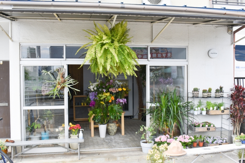FLOWER SHOP ILLYLANG(イルイラン)